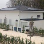 complesso residenziale torreverde - bologna - mazzocchi legno