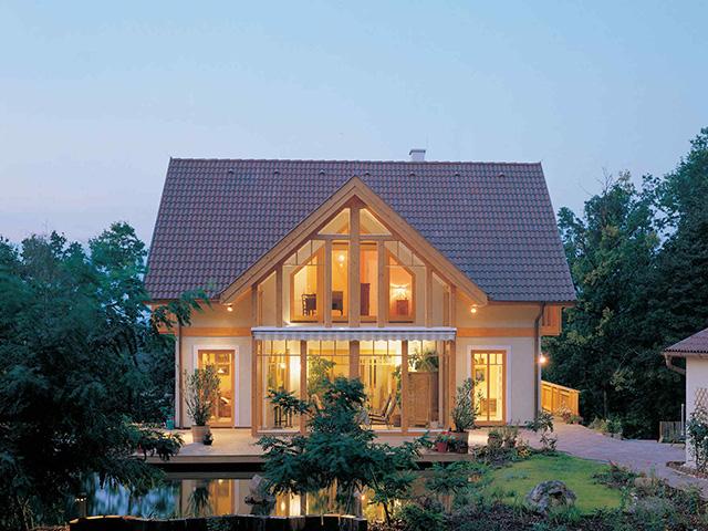 casa in legno mazzocchi - clima