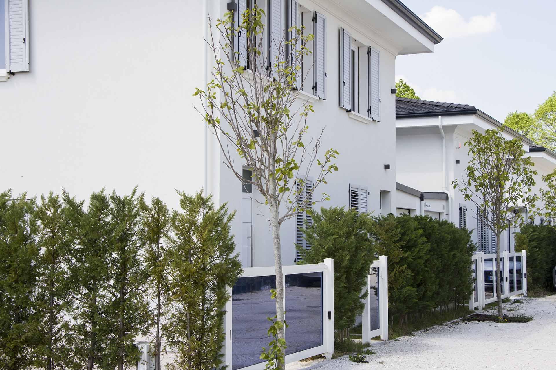 ingresso casa-mazzocchi legno-bologna