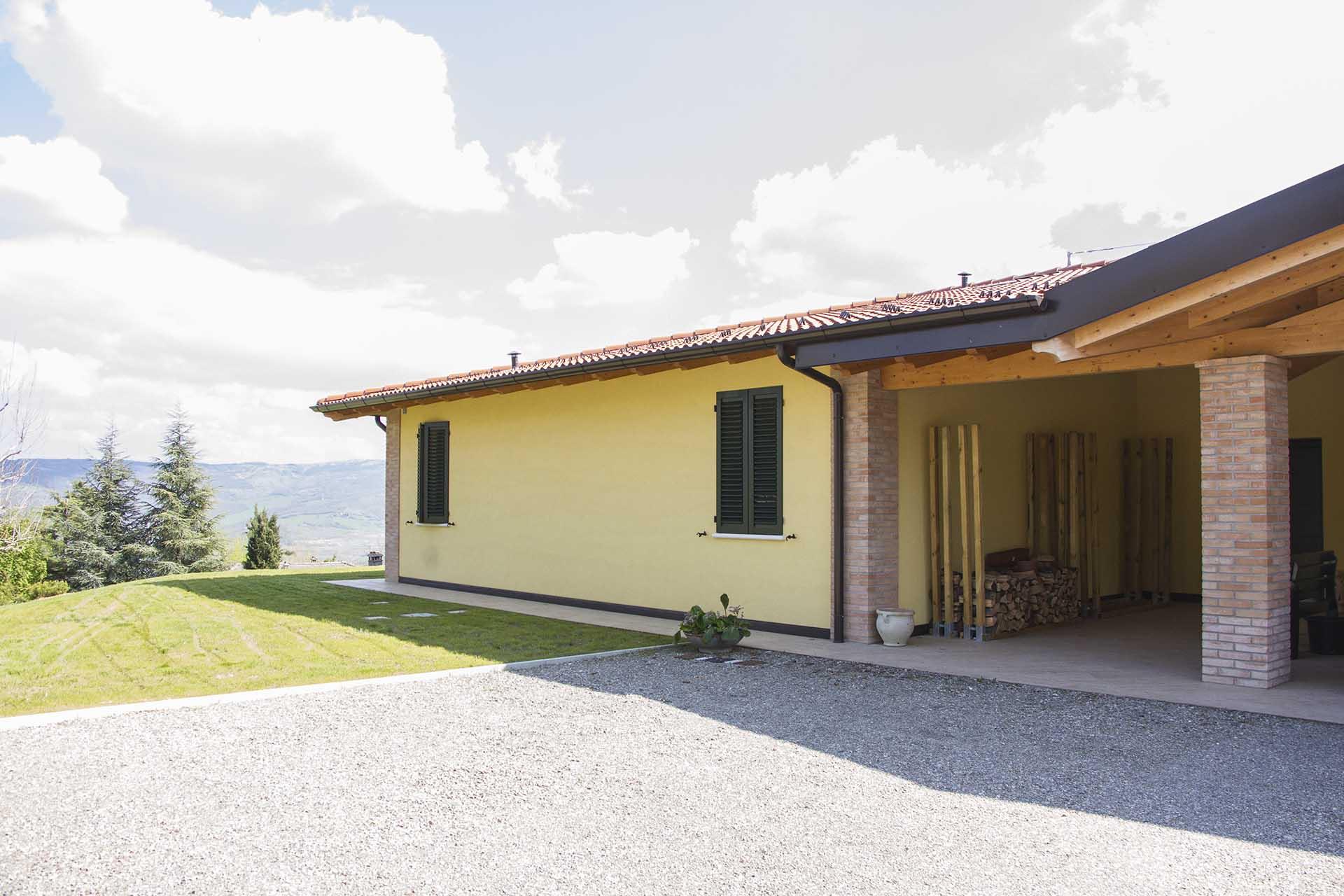 esterno con vista-mazzocchi legno-strutture edili in legno-bologna