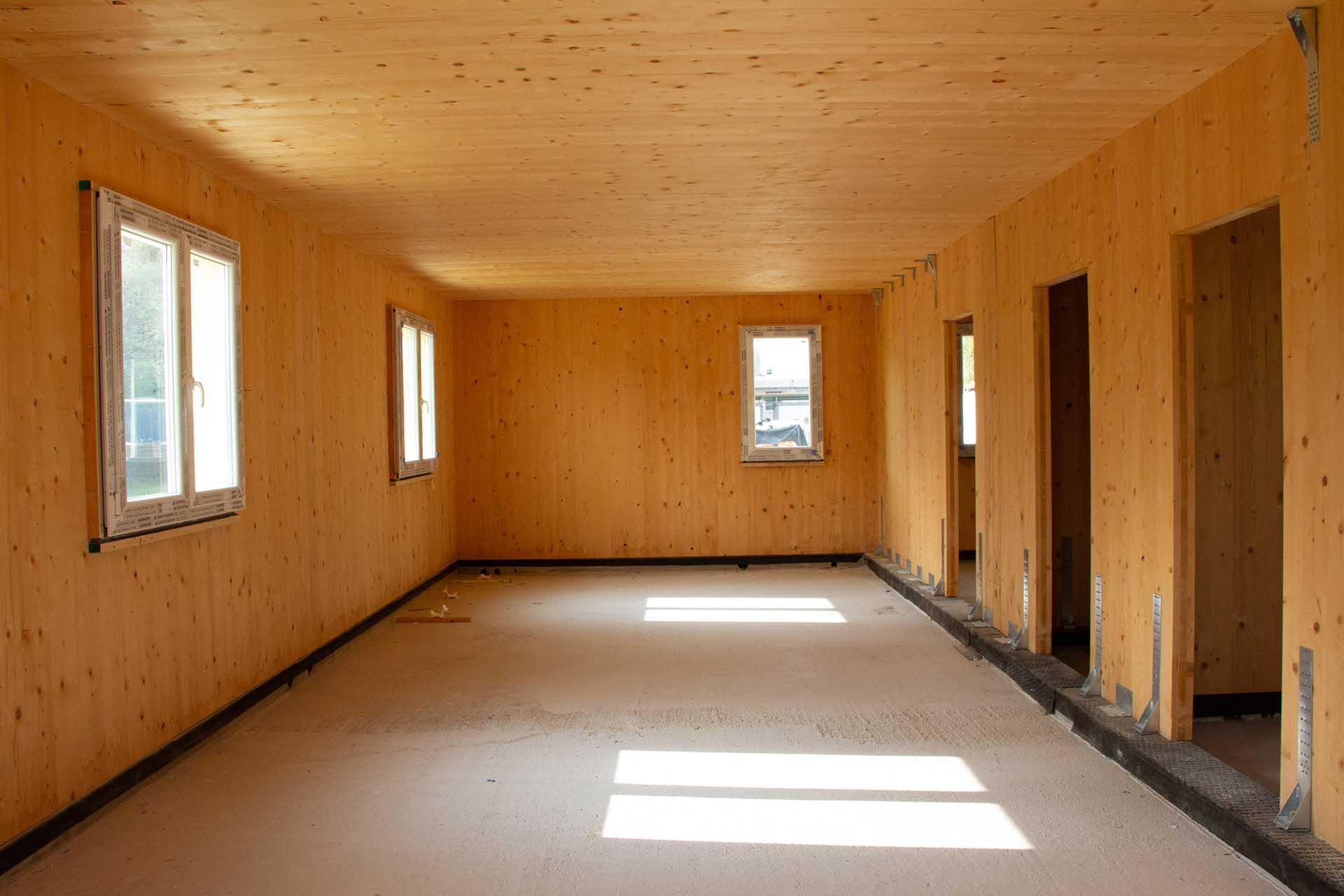 i vantaggi case in legno